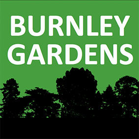 Burnley Gardens App logo